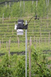 Neue Wetterstation Davis Vantage Pro 2
