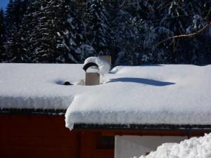 Schnee im Ultental 27.12.2013