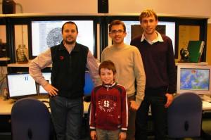 Die Landesmeteorologen Südtirols und ich